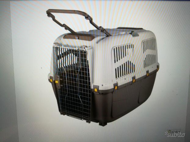 Skudo Iata Contenitore da Trasporto per Cani