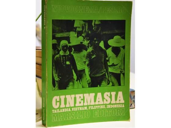 CINEMASIA Nuovo Cinema Pesaro Marsilio Editore '83