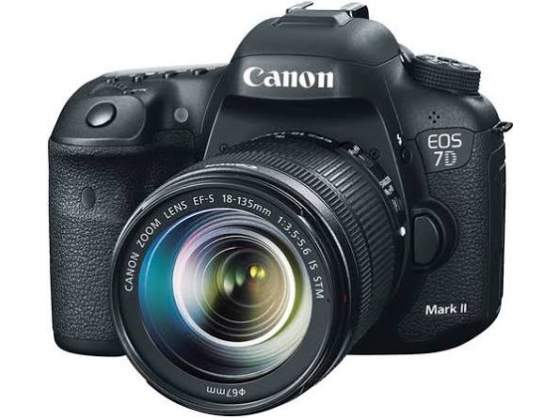 Canon EOS 7D Mark II MK 2 Kit (EF-S mm IS STM)