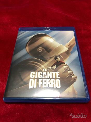 Film blu ray Il gigante di ferro raro