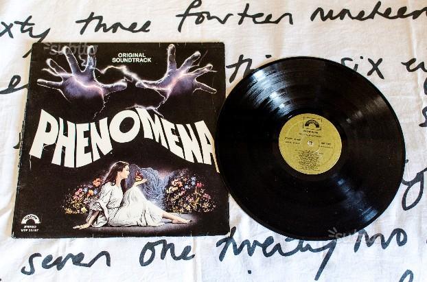 Goblin - Phenomena colonna sonora vinile lp