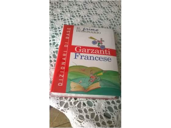 Il primo dizionario francese garzanti