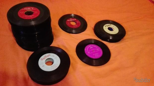 Lotto dischi vinile 45 giri