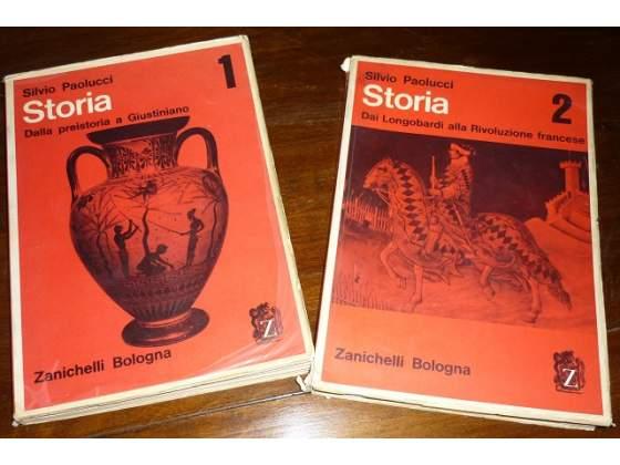 Storia in 2 volumi: dalla preistoria