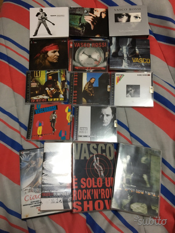 VASCO ROSSI musica e film