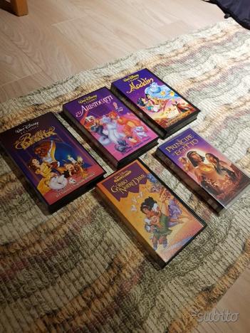 VHS Classici Disney da collezione