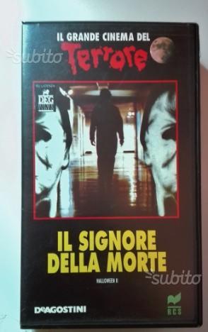 VHS Halloween II - Il signore della morte
