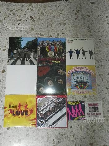 Vinili Beatles