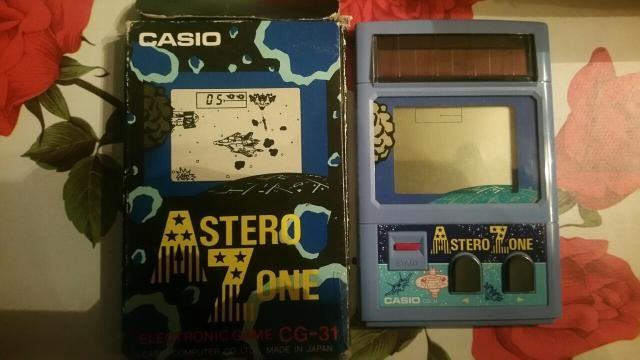CASIO ASTERO ZONE CG 31