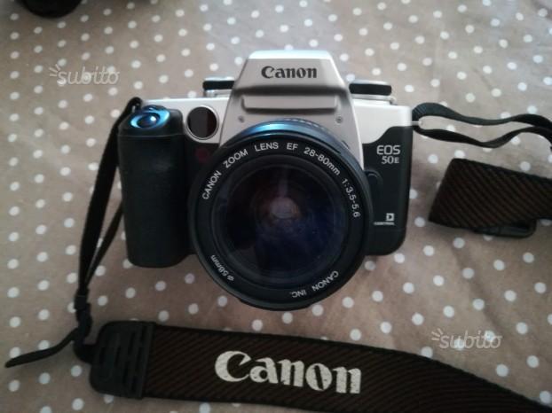 Canon Eos 50 E