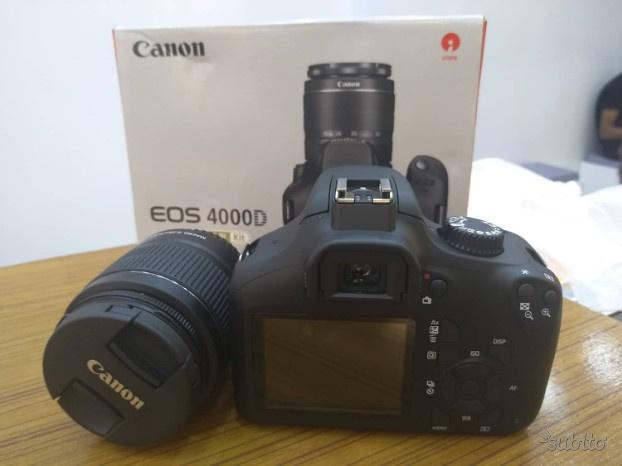 Canon Eos D +