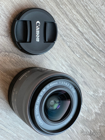 Canon ef-m mm  is stm