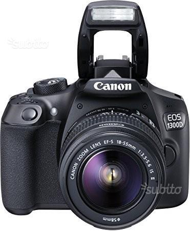 Canon reflex eos d  ef-s dc III nuovo