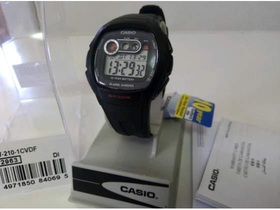 Casio dual time