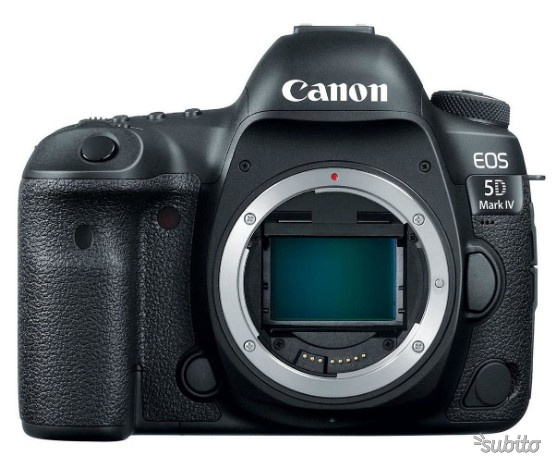 FOTOCAMERA Canon EOS 5D Mark IV Body