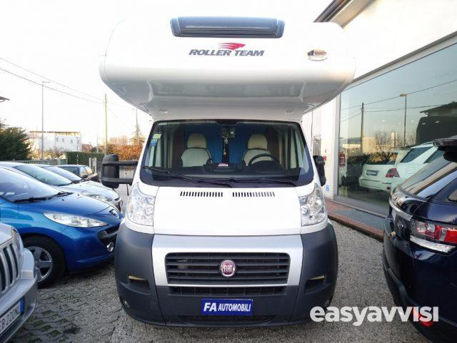 Fiat ducato autocaravan roller team -7 posti- 130mjet