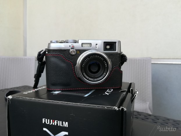 Fuji x 100s