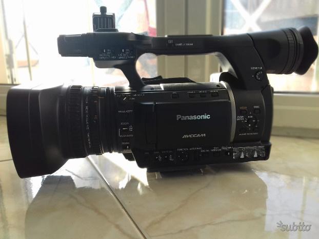 Panasonic ag ac160 come nuova