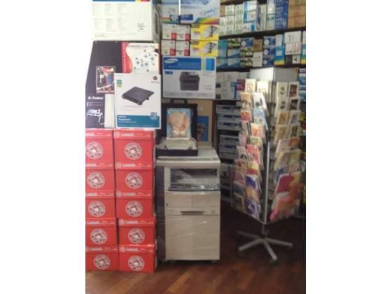 Attivita' di cartoleria e attrezzature x ufficio via fanelli