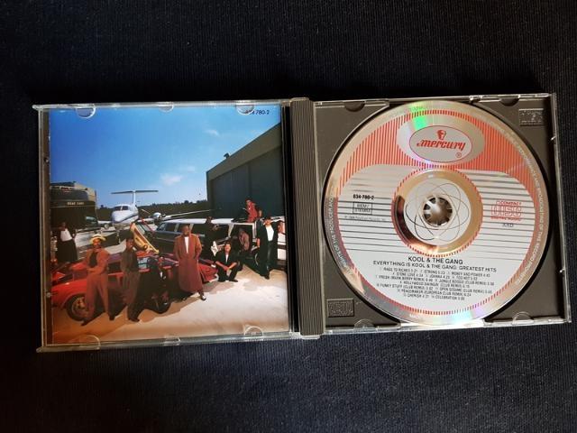 CD ORIGINALE KOOL & THE GANG