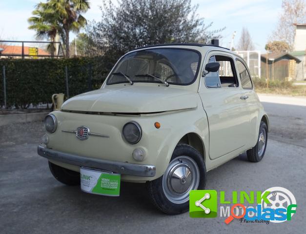 FIAT 500 benzina in vendita a Venezia (Venezia)