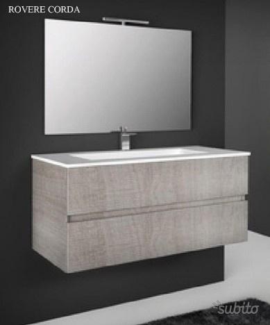 Mobile bagno sospeso serie splash