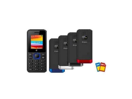 """Ngm b1 dual sim 1.8"""" display a colori radio fm bluetooth"""