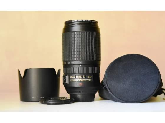 Nikon AF-S mm f/ G ED VR NITAL