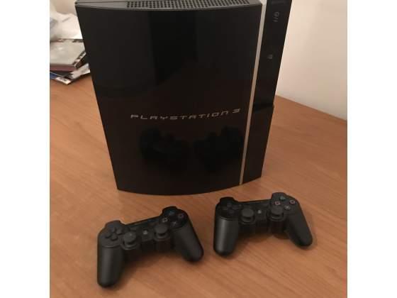 PS3 + 2 Joypad + giochi