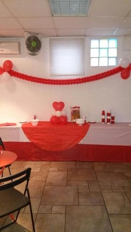 Arredamento sala per le feste bambini posot class for Arredamento roma est