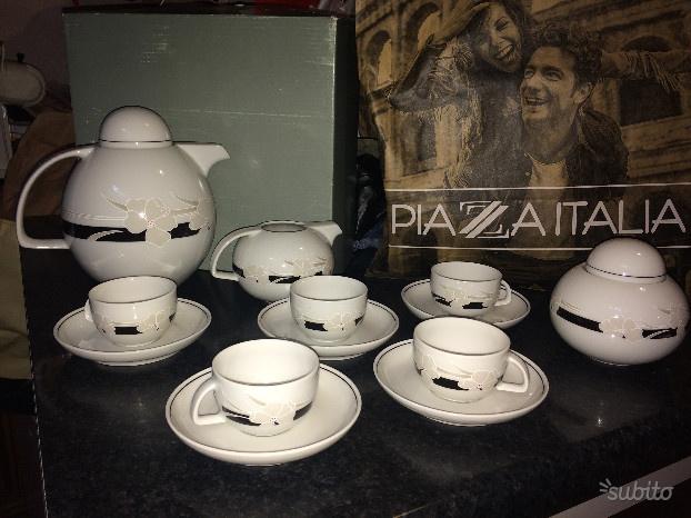 Servizio da caffe'