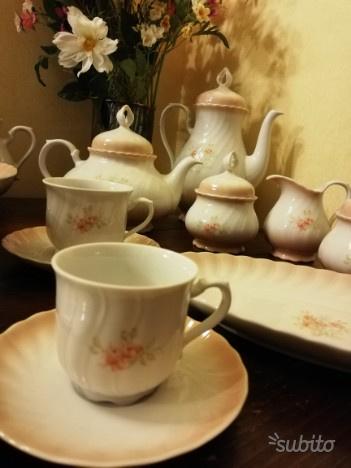 Servizio piatti da 12 in ceramica bavarese