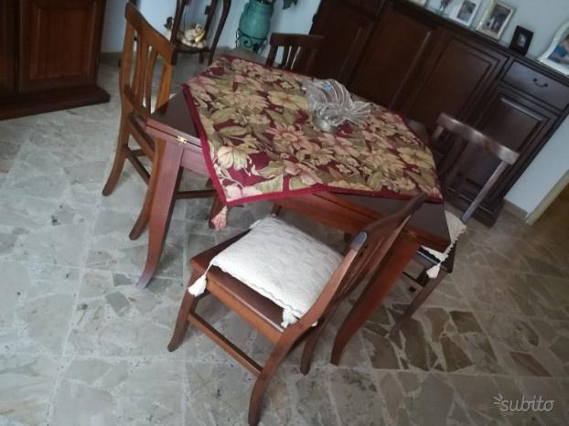Stanza da pranzo moderna in legno palermo posot class for Stanza da pranzo moderna