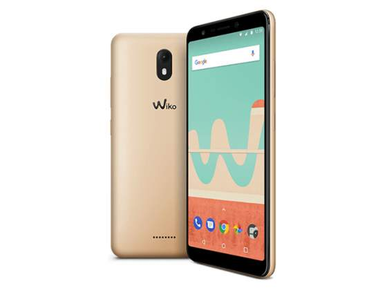 Wikomobile wiko view go gold 5.7in 18:9 qc 1.3 ghz 16gb 13mp