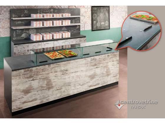 Banco pizza gemm piano in marmo 🥇 | Posot Class