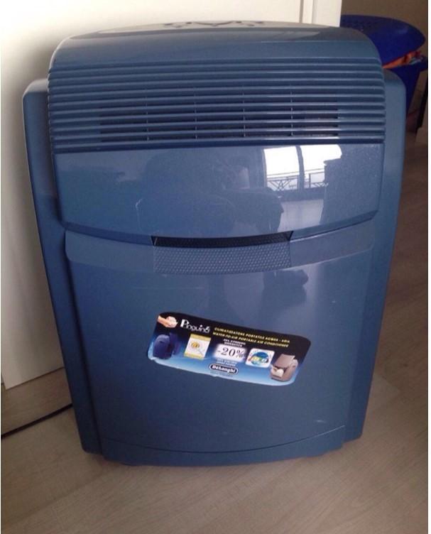 vendo climatizzatore portatile equation pc26 amfii posot