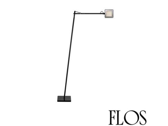 Flos Kelvin F LED Lampada da Terra Nero F Dimmer