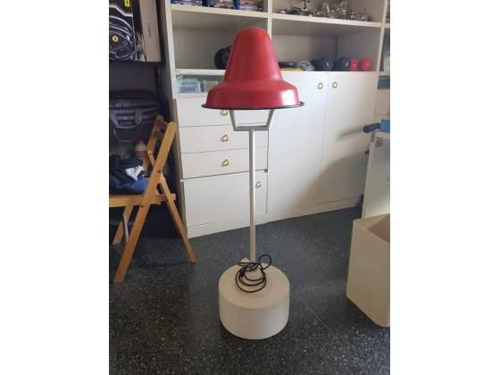 Lampada piantana vintage anni '60