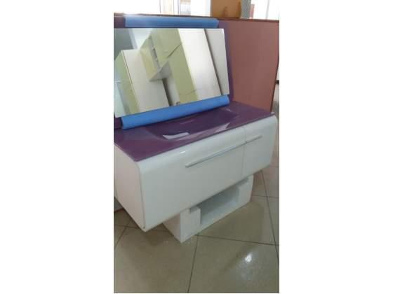 Mobile bagno SOSPESO con specchio