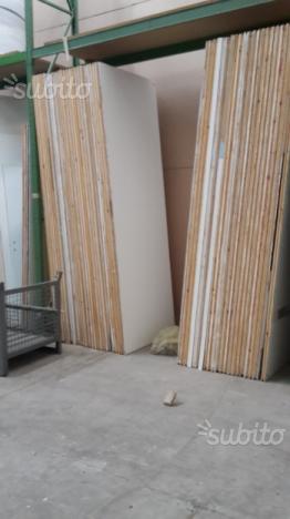Pannelli divisori un legno