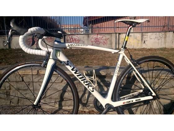 Bici da corsa Specialized S-Works Tarmac SL3