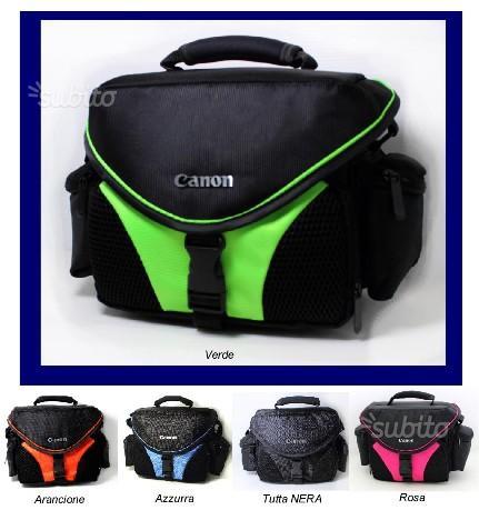 Borsa CANON EOS 600D 700D D 60D D 550D 7D