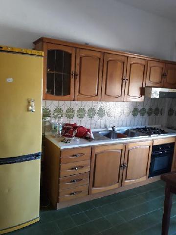 Cucina mobile angoliera stufa forno piano cottura posot - Elementi cucina componibile ...