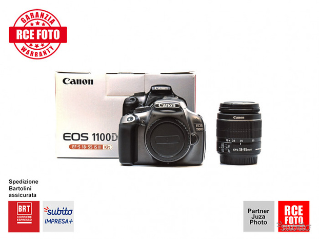 Canon D Canon EF-S  F IS II