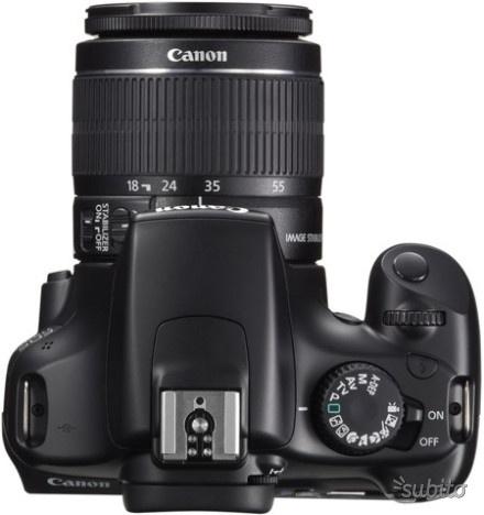 Canon Eos D STM Black