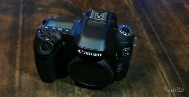 Fotocamera Eos 80d