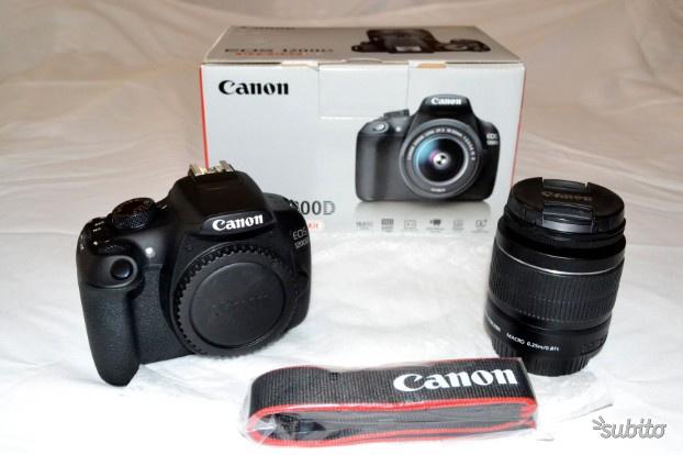 Fotocamera digitale Canon EOS  D - MAI USATA