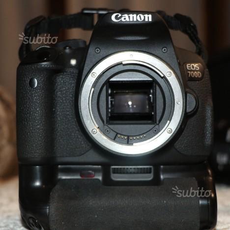 Fotocamera reflex digitale Canon eos 700d