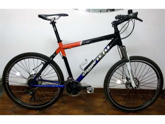 MTB in ALLUMINIO e CARBONIO 26 Disk mountain bike OLIVIERI