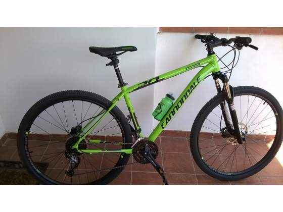 Mountain bike cannondale trial 4